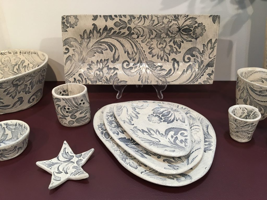 Sarah McKenna ceramics at Showcase