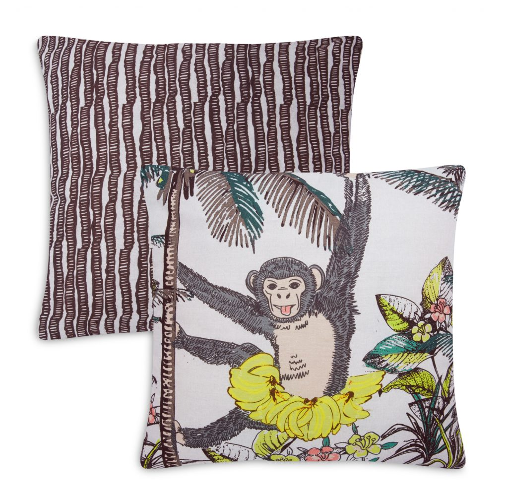 monkey cushion from penneys