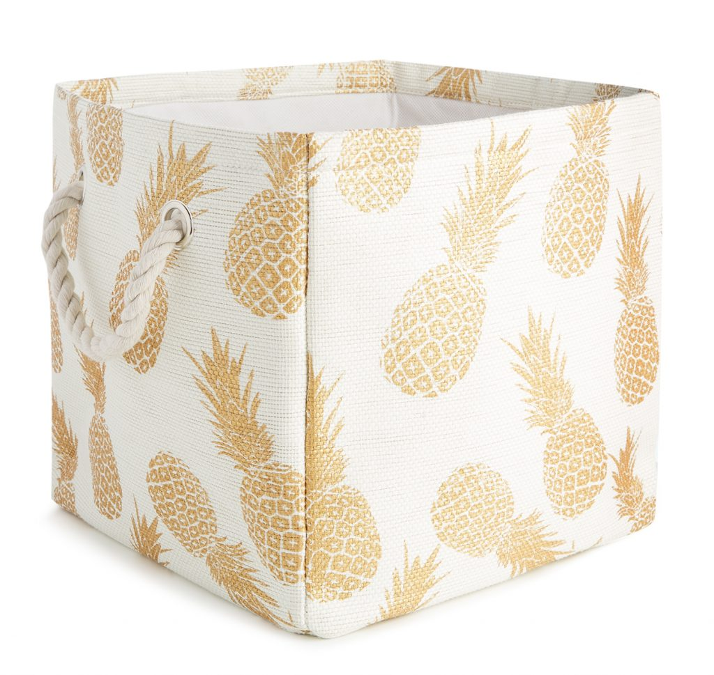 pineapple storage box from primark