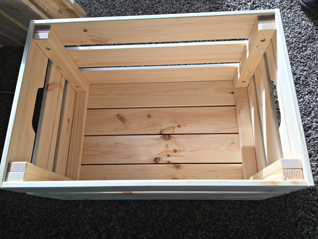 crate from ikea