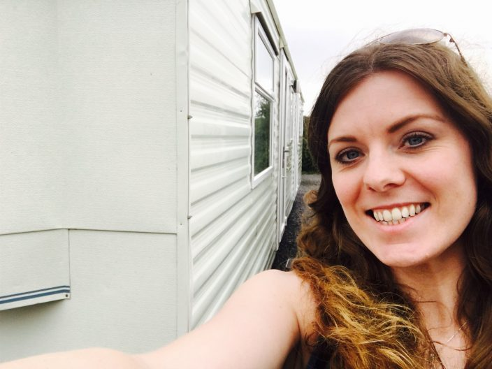 what it's like to live in a mobile home