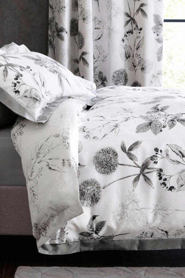 sateen wild hedgerow duvet cover €53-€92 from Next
