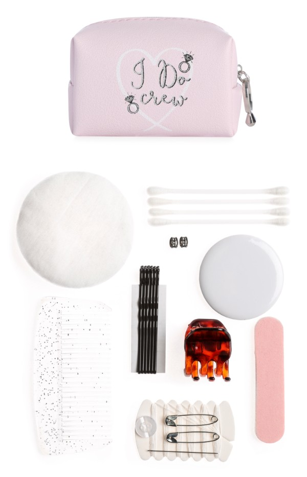 bride beauty kit