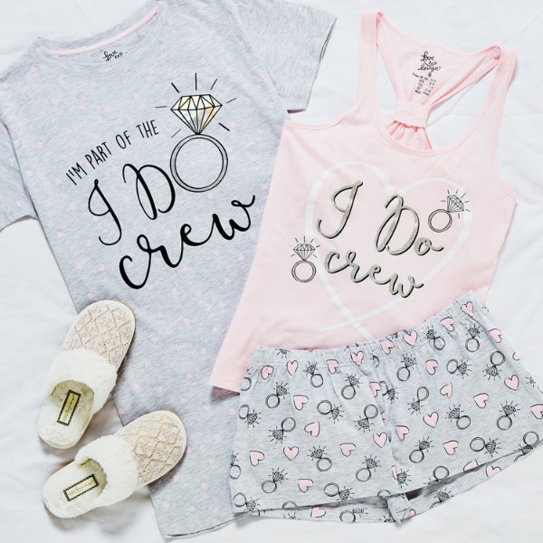 Penneys wedding collection pjs