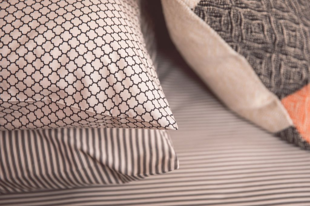 ethnic honeycomb duvet set by foxford