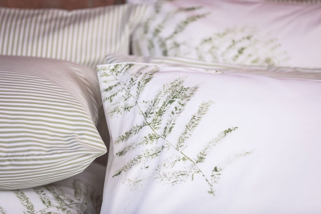 fern duvet cover from foxford