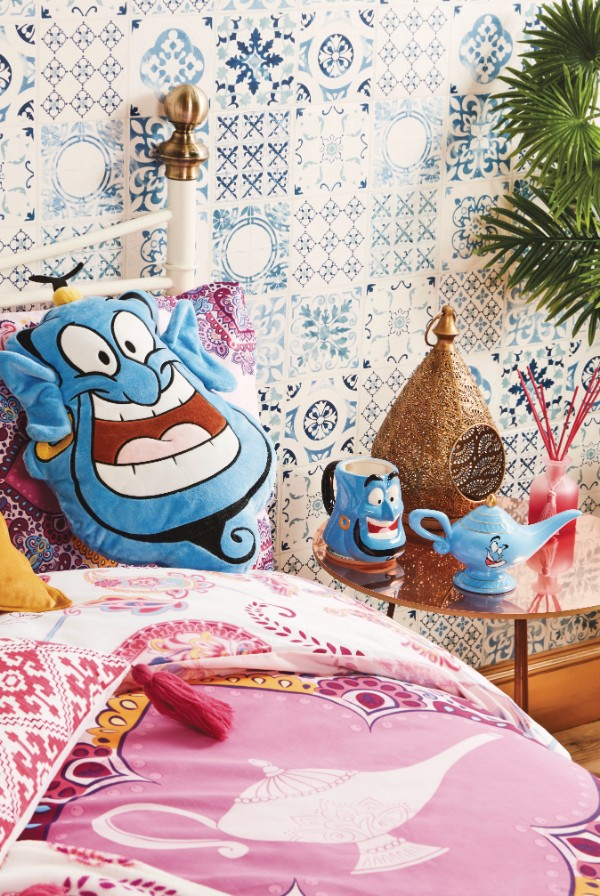 Disneys Aladdin homewares